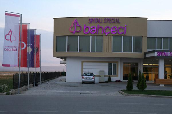 Bahçeci Kosovo Bolnica za Zdravlje žene