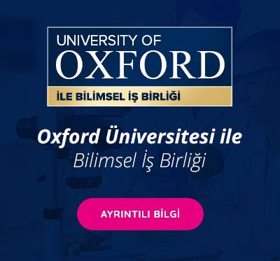 Oxford Üniversitesi ile Bilimsel İş Birliği