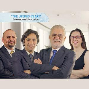 Bahçeci 4 Önemli Sunumla The Uterus in ART Sempozyumunda
