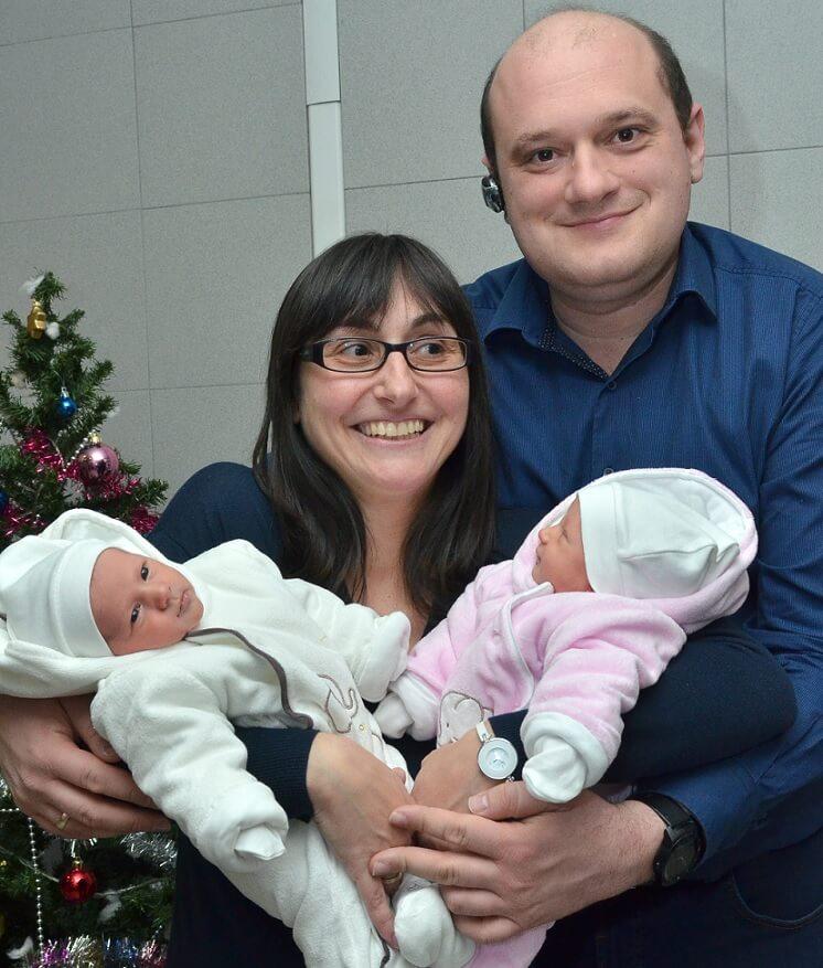 İki Kız Bebek Sahibi Olduk
