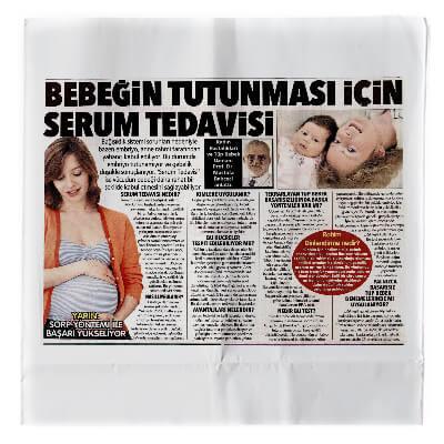 Tüp Bebek Tedavisinde Serum Tedavisi