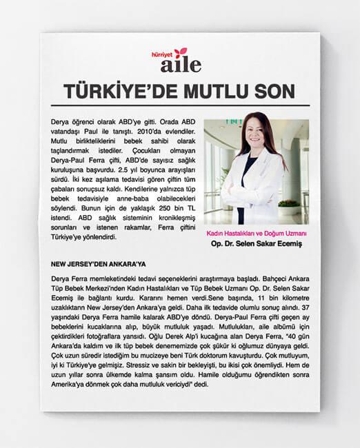 Çocuk Sahibi Olabilmek İçin ABD'de 2.5 Yıl Çabaladılar Türkiye Mutlu Son!
