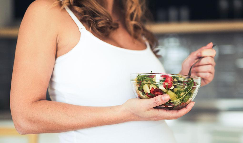 Tüp Bebek Tedavisinde Kadınlarda Beslenme