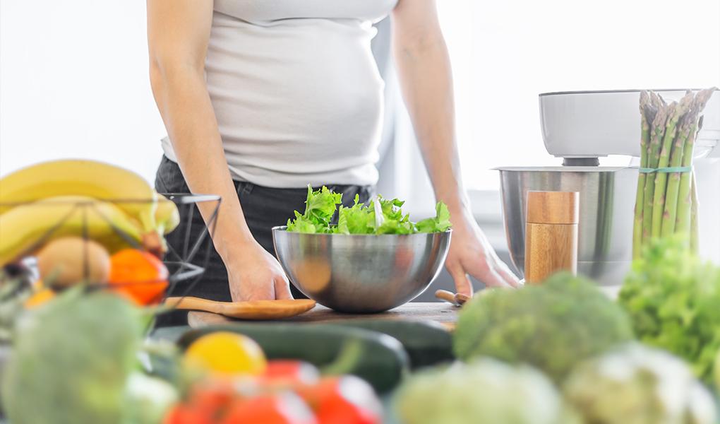Hamile Kalmak için Nasıl Beslenmeli?